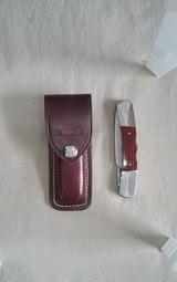 Gerber 535+ two blade, lock blade folding hunter.