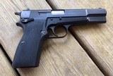 FN alloy frame Hi Power 9mm - 1 of 2
