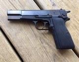 FN alloy frame Hi Power 9mm - 2 of 2