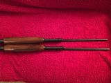 Rare Winchester Model 42 2 barrel shotgun