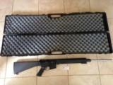 Mdl LAR 15; caliber 5.56mm w/factory hard case