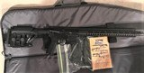 "300 Blackout Windom Weaponry 16"" Barrel, Mlock hand guard, Luth AR adjustable stock - 1 of 1"
