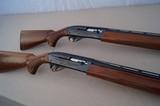 Matched Pair Remington 1100's 28 & .410 Gauge Skeet Set