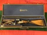 Beretta ASEL 12ga. O/U - 1 of 11