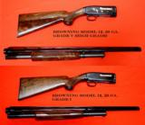 "BROWNING ""TWENTY GUN"" SERIAL #99 COLLECTION - 7 of 11"