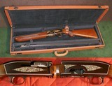 BELGIUM BROWNING DOUBLE AUTO, 12 GA., EARLY VARIATION