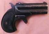 Remington Arms Double Barrel .41 Deringer