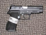 SIG SAUER P-220 in .22 LR!!!!!!! -- REDUCED!!!!! - 4 of 4