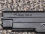 SIG SAUER P-220 in .22 LR!!!!!!! -- REDUCED!!!!! - 2 of 4