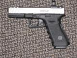GLOCK MODEL 22 with ZEV CUSTOM SLIDE AND EOTECH DELTAPOINT SIGHT! - 1 of 5