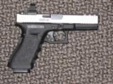 GLOCK MODEL 22 with ZEV CUSTOM SLIDE AND EOTECH DELTAPOINT SIGHT! - 4 of 5