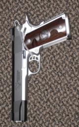 NIGHTHAWK TALON TWO-TONE .45 ACP REDUCED AS DISPLAY GUN!!! - 1 of 4