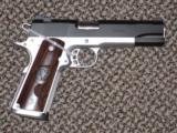 NIGHTHAWK TALON TWO-TONE .45 ACP REDUCED AS DISPLAY GUN!!! - 4 of 4