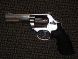 S&W MODEL 686-6 FOUR-INCH 7-SHOT .357 MANGUM REVOLVER