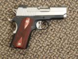 SIG SAUER 1911 ULTRA COMPACT .45 ACP TWO-TONE PISTOL - 3 of 3