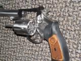 RUGER SP-101 FOUR-INCH .22 LR 8-SHOT REVOLVER - 3 of 5