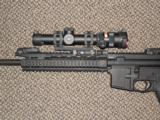 """PWS """"MK I"""" LONG-STROKE GAS PISTON RIFLE IN .300 AAC WITH (THE TRIJICON HAS BEEN SOLD!) - 2 of 5"""