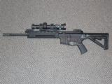 """PWS """"MK I"""" LONG-STROKE GAS PISTON RIFLE IN .300 AAC WITH (THE TRIJICON HAS BEEN SOLD!) - 1 of 5"""