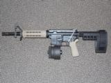 SIG SAUER M-400 PISTOL WITH SIG BRACE AND OPTIONAL 50-ROUND X-PRODUCTS MAGAzINE