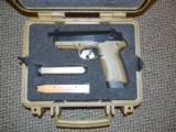 """BERETTA """"SPECIAL DUTY"""" PX4 STORM .45 ACP TACTICAL PISTOL FINISHED IN FDE"""
