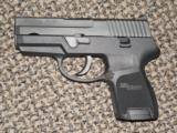 SIG SAUER P-250 C (COMPACT) PISTOL IN .45 ACP