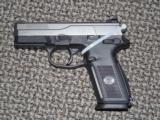 FN MODEL FNX-40 TWO-TONE .40 S&W PISTOL