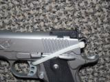 KIMBER STAINLESS TARGET PISTOL IN .38 SUPER REDUCED!!!!! - 3 of 5