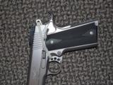 KIMBER STAINLESS TARGET PISTOL IN .38 SUPER REDUCED!!!!! - 2 of 5