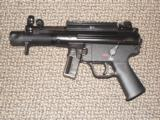 H&K SP5K TACTICAL 9 MM PISTOL