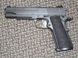 SIG SAUER MODEL 1911 TACOPS 10 MM PISTOL WITH FOUR MAGAZINES