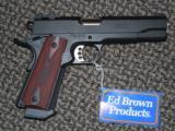 ED BROWN EXECUTIVE TARGET .45 ACP PISTOL - 7 of 7