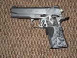 KIMBER PRO COVERT .45 ACP PISTOL WITH CT LASER