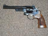 "S&W MDEL 25 ""CLASSIC"" REVOLVER IN .45 COLT WITH 6-1/2-INCH BARREL"