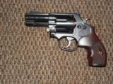 "S&W MODEL 586 ""L-COMP"" PERFORMANCE CENTER 3-INCH .357 MAGNUM"
