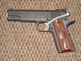 SPRINGFIELD ARMORY 1911 RANGE OFFICER 9 MM PISTOL -- REDUCED!!!