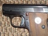 COLT JUNIOR .25 ACP PISTOL - 2 of 5
