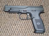 FN FNS-9L LONG-SLIDE 9 MM PISTOL