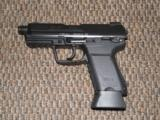 H&K MODEL 45-C TACTICAL .45 ACP PISTOL