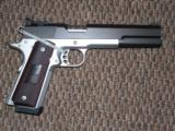 "NIGHTHAWK CUSTOM ""HEINE T"" LONG-SLIDE .45 ACP PISTOL -- REDUCED!!!!"