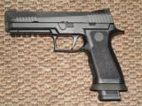 SIG SAUER P-320 X-FIVE 9 MM PISTOL -- REDUCED