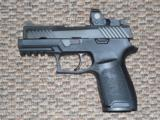 SIG SAUER P-320 CARRY WITH RMR INSTALLED BY FACTORY