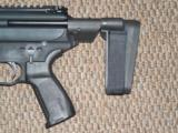 SIG SAUER MPX-K 9MM PISTOL WITH SB TACTICAL SHOOTING BRACE AND SIG ROMEO 4 SIGHT TACTICAL PACKAGE - 4 of 7