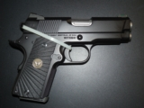 WILSON COMBAT LW SENTINEL 9 MM COMPACT PISTOL RELISTED AND REDUCED!