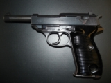 WALTHER (AC-44) MODEL P-38 NAZI MARKED