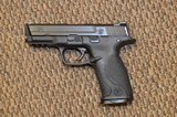 S&W M&P-9 PISTOL WITH THREE MAGS