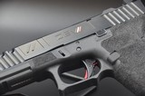 ZEV MODEL GLOCK 17 NEW 9 MM PISTOL IN PELICAN CASE - 4 of 11