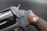 """S&W J-FRAME, CHIEF'S SPECIAL, """"FLAT-LATCH"""" .38 SPECIAL REVOLVER - 6 of 9"""