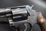 """S&W J-FRAME, CHIEF'S SPECIAL, """"FLAT-LATCH"""" .38 SPECIAL REVOLVER - 4 of 9"""