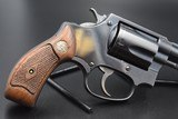 """S&W J-FRAME, CHIEF'S SPECIAL, """"FLAT-LATCH"""" .38 SPECIAL REVOLVER - 9 of 9"""