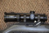 RUGER 10/22 CUSTOM SHOP COMPETITION .22 LR RIFLE WITH HEAVY FLUTED THREADED BARREL, SCOPED!!! - 2 of 8